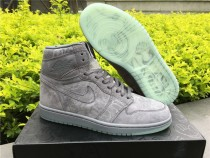 Kaws X Air Jordan 1 Retro Coll Grey