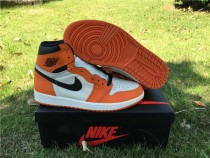 "Authenitc Air Jordan 1 Retro OG High ""Reversed Shattered Backboard"""