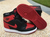 Authentic Air Jordan 1 Bred GS