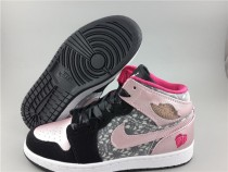 Authentic Air Jordan 1 Retro GS Valentines Day