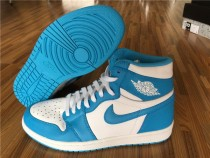 Authentic Air Jordan 1 Retro GS High OG UNC