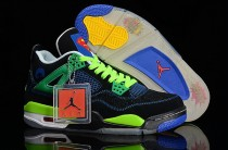 Authentic Air Jordan 4 Retro Doernbecher