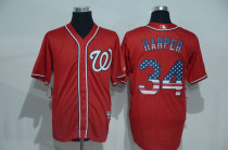 Washington Nationals Jersey-57