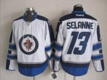 Winnipeg Jets NHL Jersey-1
