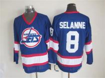 Winnipeg Jets NHL Jersey-18