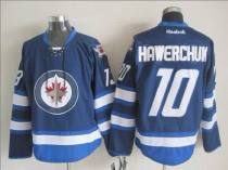 Winnipeg Jets NHL Jersey-2