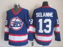 Winnipeg Jets NHL Jersey-4