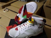 Authentic Air Jordan 7 Hare 2015 (Correct version)