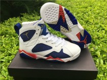 Authentic Air Jordan 7 GS Olympic 2016