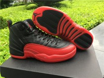 Authentic Air Jordan 12 GS Flu Game