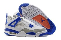 Jordan 4 Men Shoes-87