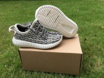 "Authentic Yeezy 350 Boost Infant ""Turtle Dove"""