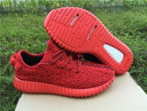 Authentic Adidas Yeezy Boost 350 All Red