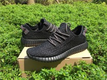 GOD Yeezy Boost 350 Pirate Black Sz 4-13