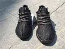Authentic Adidas Yeezy Boost 350 Black GS