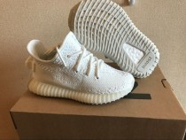 Auhtentic Adidas Yeezy 350 Boost V2 Cream White Kids