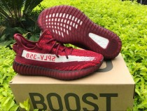 Authentic Adidas Yeezy BOOST 350 V2 Red