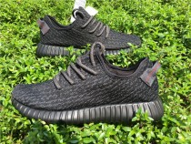 【Retail Version】 Adidas Yeezy Boost 350 Pirate Black Sz 4-13