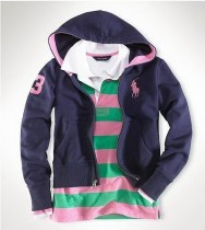 Polo Women Hoodies-16