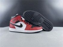 Air Jordan 1 Mid Chicago Shoes