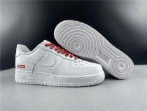 Nike Air Force One X Supreme Shoes