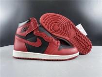 "Air Jordan 1 Hi 85 ""Varsity Red"""