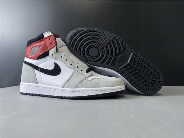Air Jordan 1 Smoke Grey Shoes