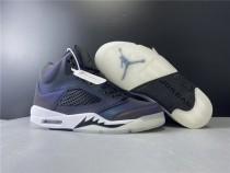 Air Jordan 5 Oil Grey Shoes
