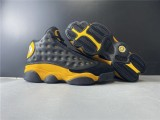 Air Jordan 13 Oregon Yellow Shoes