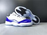 Air Jordan 11 Retro Low WMNS Concord Shoes
