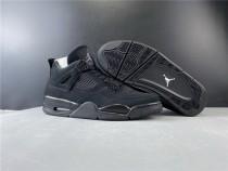 Air Jrodan 4  Black Cat Shoes