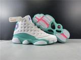 Air Jordan 13 Aurora Greenn Shoes