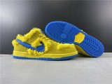 Nike Dunk SB Low X Grateful Dead Yellow Bear
