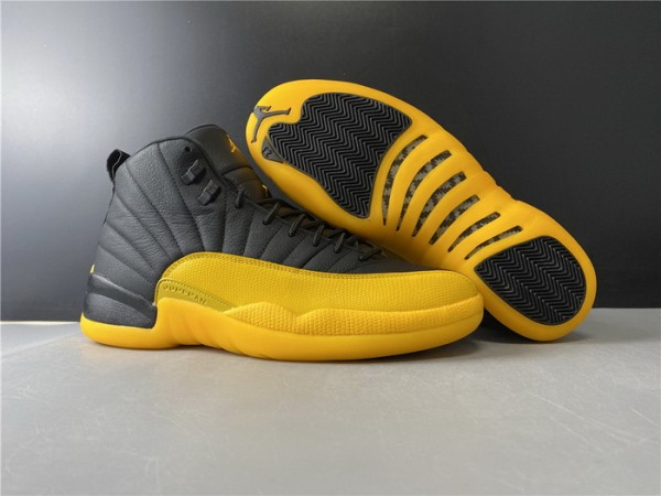 Air Jordan 12 Retro University Gold Shoes
