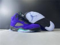 Air Jordan 5 Alternate Grape Shoes
