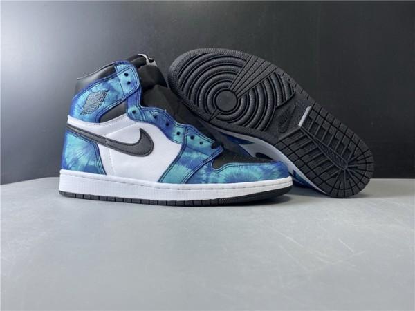 Air Jordan 1 Tie-Dye Shoes