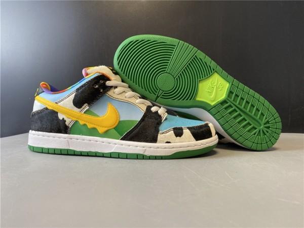 Nike Dunk SB X Ben Jerry Chunky Dunky Shoes