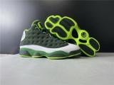 Air Jordan 13 Oregon Green Shoes