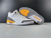 Air Jordan 3 Laser Orange Shoes