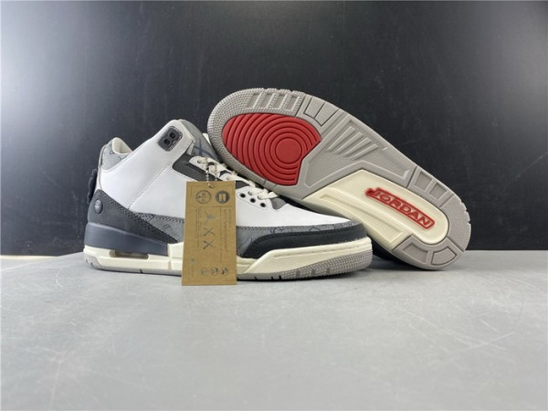 Air Jordan 3 X KAWS Shoes (With Doll)