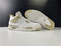 Air Jrodan 4 GS Linen Shoes