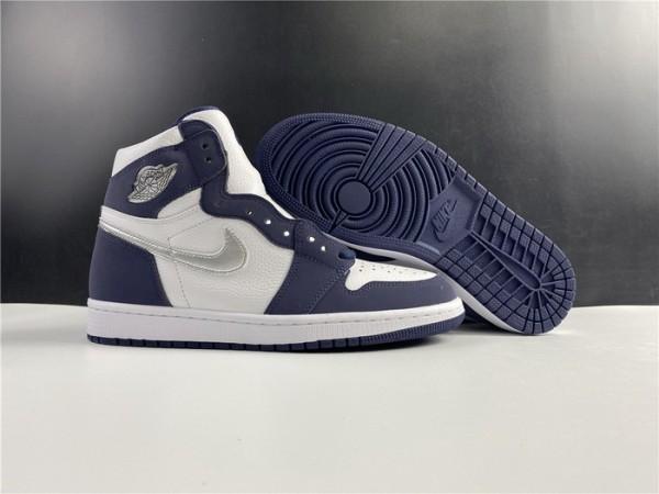 Air Jordan 1 Japan Navy Shoes