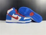 Nike Dunk SB High Doraemon Shoes