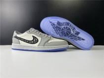 Air Jordan 1 X Dior Shoes Low