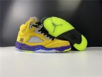 Air Jordan 5  What The Shoes