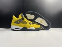Air Jrodan 4  Retro Lightning Shoes
