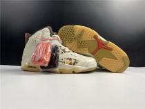 Air Jordan 6 Quai 54 Shoes