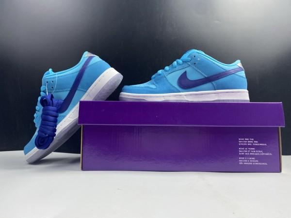 Nike Dunk SB Low Blue Fury