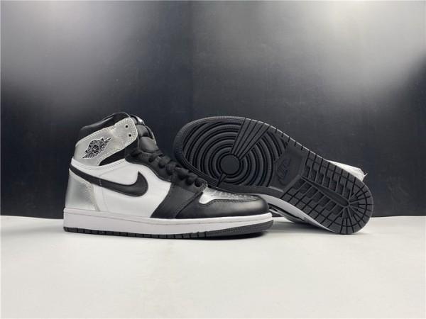 Air Jordan 1 Retro Sliver Toe Woman Shoes