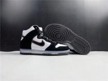 Nike Dunk SB High X Slam Jam Shoes-Black